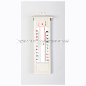Thermometer Outdoor Non-Mercury