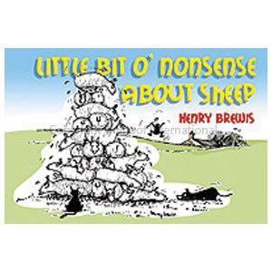 Book Little Bit 'O Nonsense About Sheep