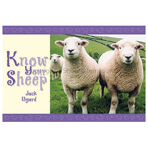 Book Know Your Sheep