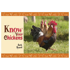 Book Know Your Chickens