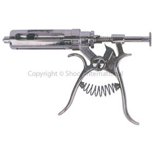 Vaccinator Henke Pistol Grip 30ml cpt