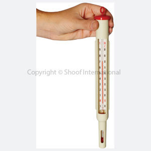Thermometer Floating Housed