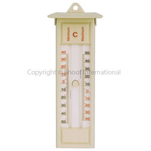 Thermometer Outdoor Min/Max
