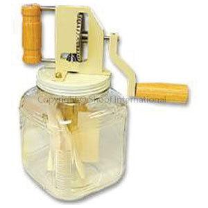 Butter Churn Hand replt Jar only