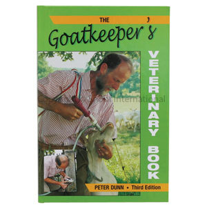 Book The Goatkeepers Veterinary Book